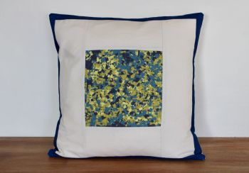 Aerial View Confetti Envelope Cushion