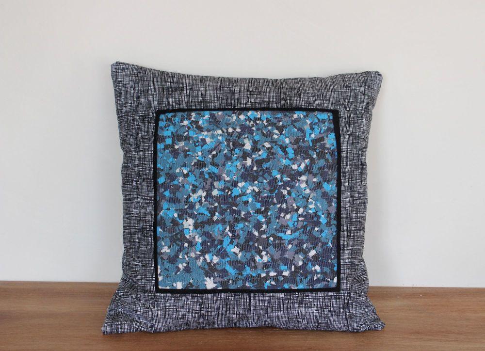 Night Sky  Confetti Envelope Cushion