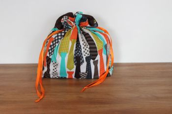 'Ties' Drawstring Gift Bag(1)