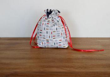 Kitchen Utensils Drawstring Gift Bag(1)
