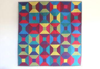 'Playful'  Baby Quilt/Play Mat