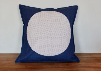 Pair of Quilted  Cushions