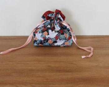 'Spice' Drawstring Gift Bag(Birds)(5)