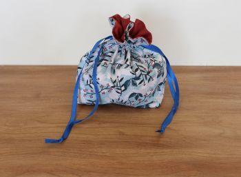 'Spice' Drawstring Gift Bag(Flowers)(6)