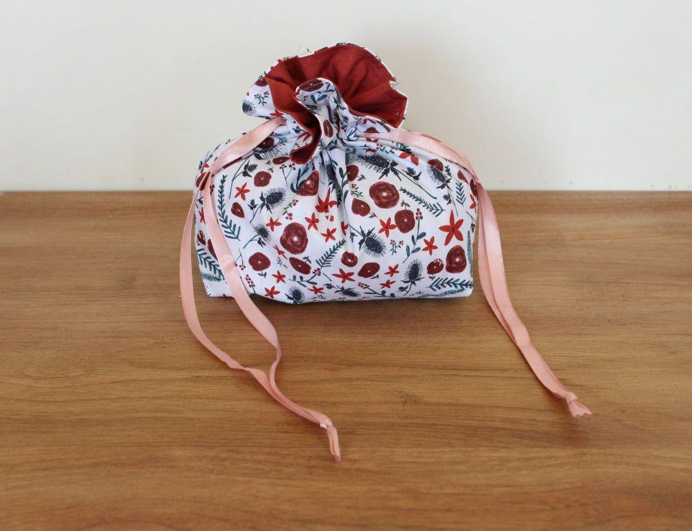 'Spice' Drawstring Gift Bag(8)