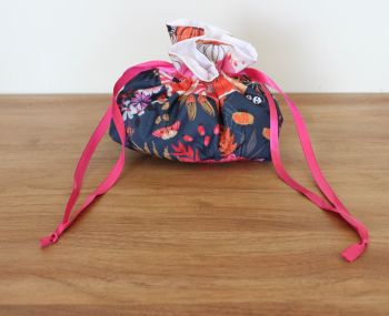 'Full Moon'  Halloween Drawstring Gift Bag(1)