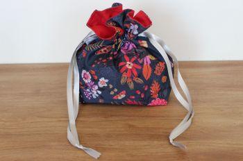 'Full Moon' Halloween Drawstring Gift Bag(3)
