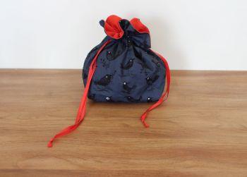 'Full Moon' Halloween Drawstring Gift Bag(4)