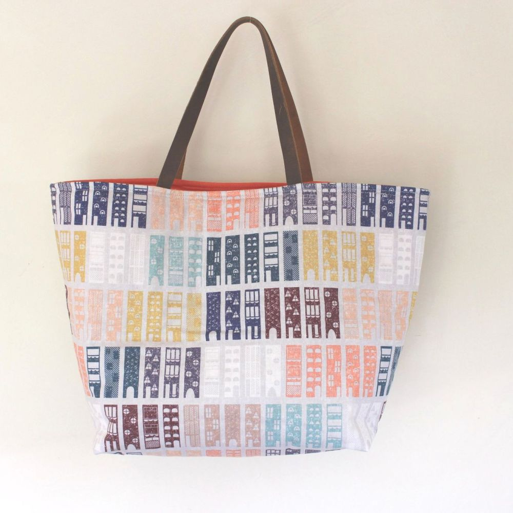 Small Life's Journey Tote Bag