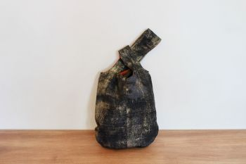 Japanese Knot Bag(Small) - Grunge