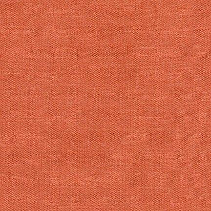 Robert Kaufman -  Brussels Washer Linen Blend - Pink Clay