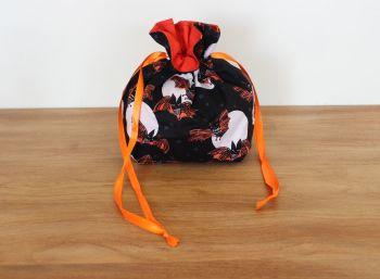 'Full Moon'  Halloween Drawstring Gift Bag(6)