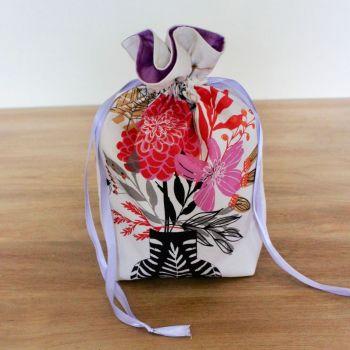 'Full Moon'  Halloween Drawstring Gift Bag(10)