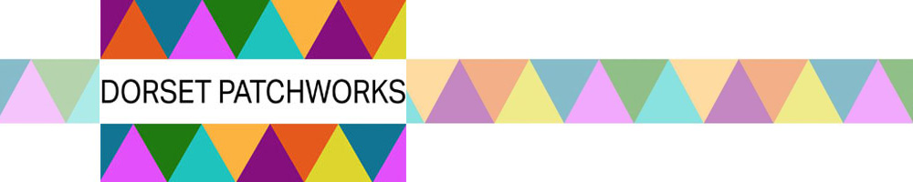 Dorset Patchworks, site logo.