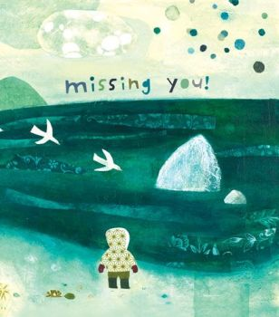 Miss You Greeting Card - MISSING YOU - Miss YOU Card For FRIENDS - Miss You CARD For Him - FRIENDSHIP Card