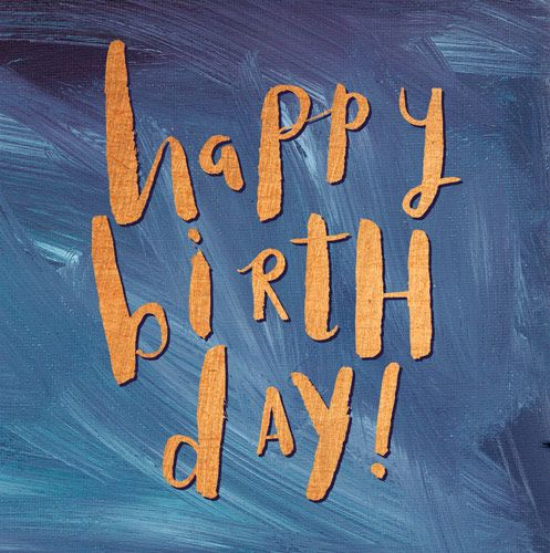 Male Birthday Cards - HAPPY BIRTHDAY - Birthday Cards FOR MEN - Happy BIRTH