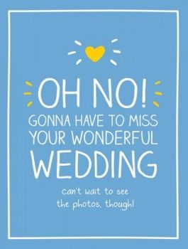 RSVP Wedding Regret Card - CAN'T Wait To SEE The PHOTOS - RSVP Decline & REGRET Cards - Wedding REGRETS Response - RSVP Decline CARD - Wedding REGRET