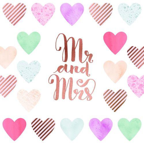 Wedding Day Cards - Mr & Mrs - Wedding DAY Card - WEDDING Congratulations C