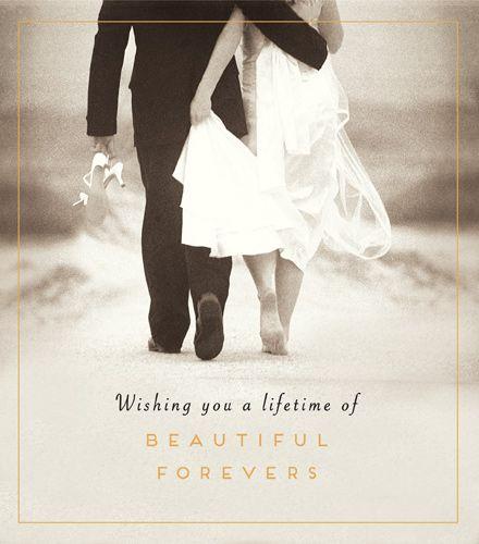 Wedding Cards - PHOTOGRAPHIC Wedding DAY Card - ROMANTIC Wedding DAY Card -