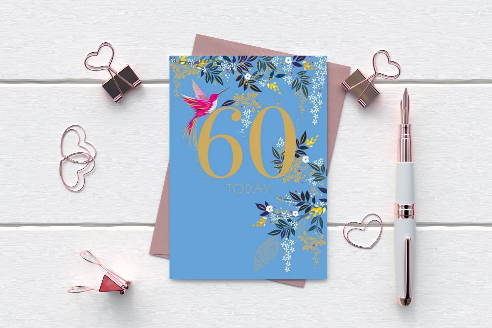AGE RELATED BIRTHDAY CARDS 11 - 100 YEARS
