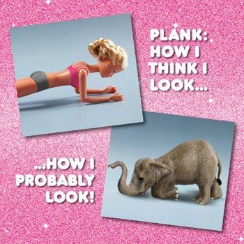 Funny Yoga Cards - HOW I Think I LOOK - YOGA Birthday CARDS - FUNNY Birthda
