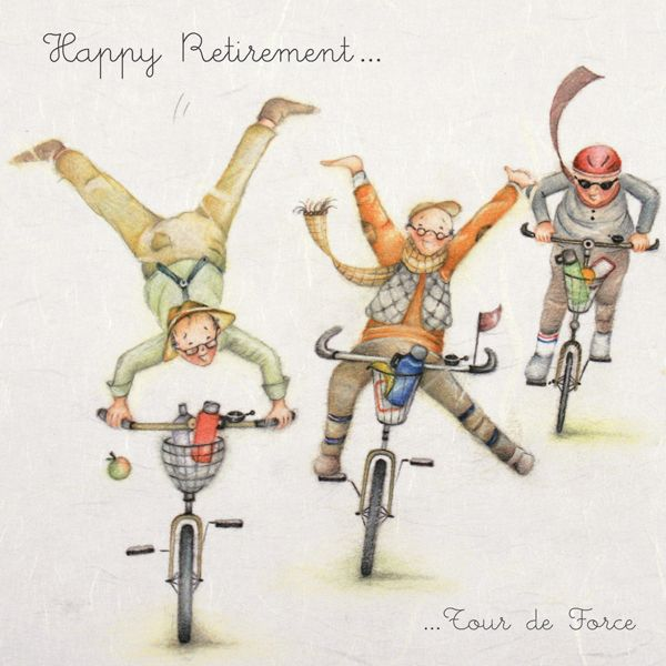 Retirement Cards - HAPPY RETIREMENT - Funny RETIREMENT Cards - Retirement C