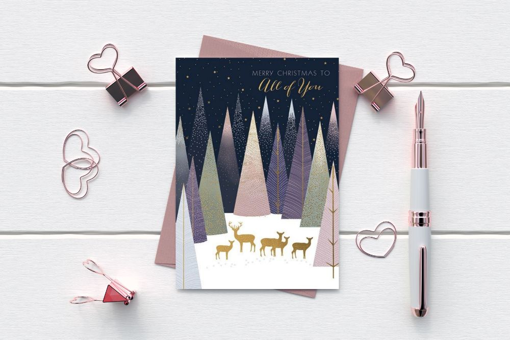 CHRISTMAS CARDS - NEW YEAR CARDS