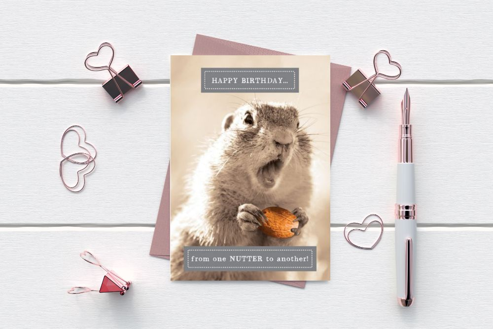 FUNNY - HUMOROUS GREETING CARDS