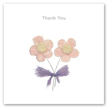 Thank You Cards - THANK You - FLORAL Thank You CARD - Thank YOU Greeting CARD - Thank YOU Card For MUM - Granny - FRIEND - Aunty - SISTER