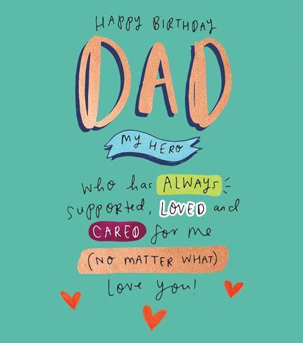 Dad Birthday Cards