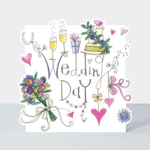 Wedding Cards - WEDDING Day - Wedding CONGRATULATIONS Cards - WEDDING Greet