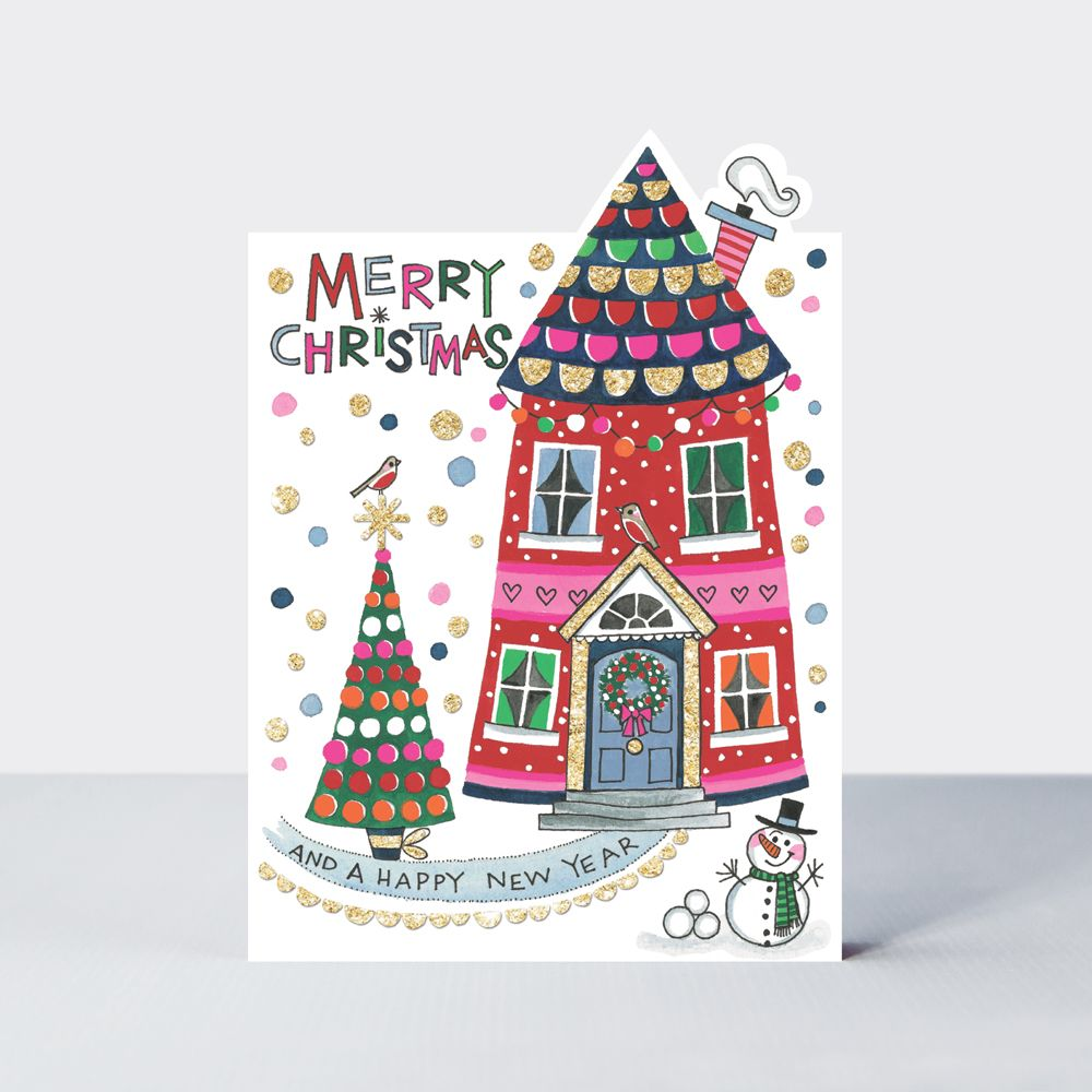 Merry Christmas Greeting Cards - MERRY CHRISTMAS & Happy New YEAR Wishes 20