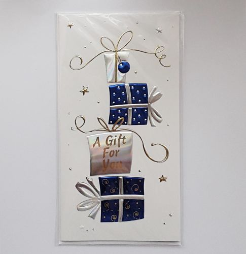 A Gift For You Money Wallet - GIFT Card & ENVELOPE - GIFT Wallets - Money W