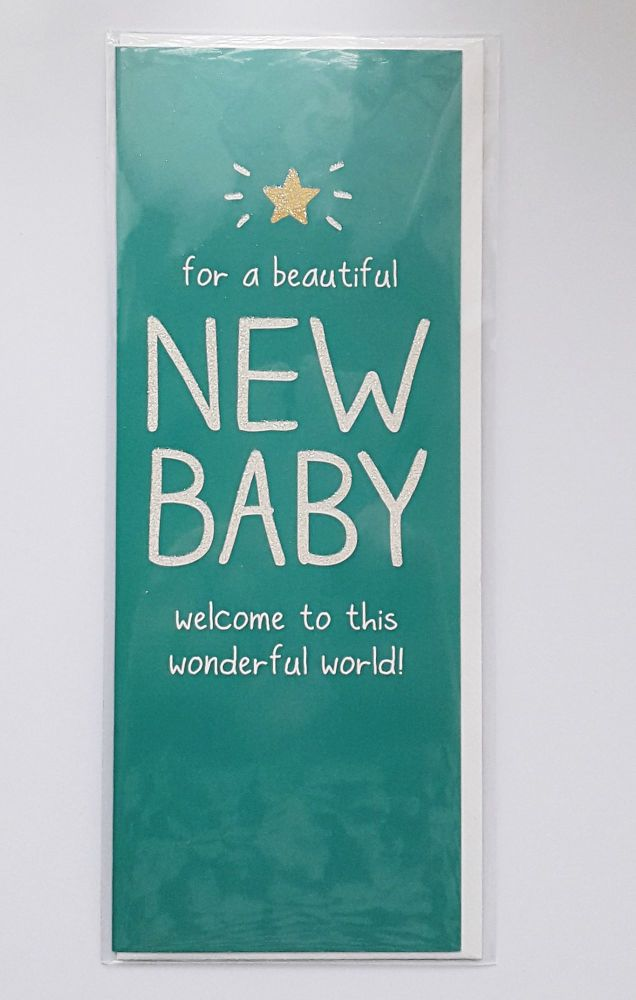 Money Wallet Gift Card & Envelope - Gift Wallets - NEW Baby MONEY Wallets -