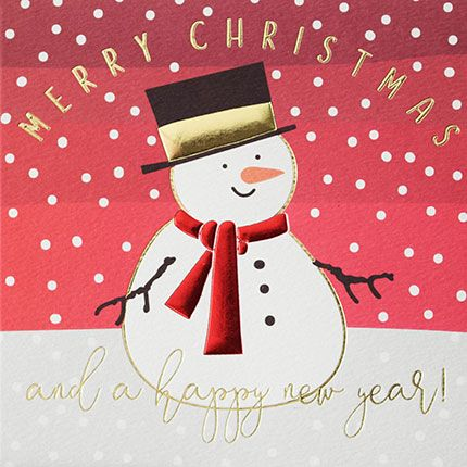 Merry Christmas Wishes - MERRY Christmas & A HAPPY New YEAR - CHRISTMAS Sno