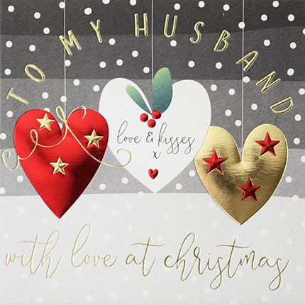Husband Christmas Cards.Husband Christmas Cards With Love At Christmas Christmas Card For Husband To My Husband Loving Christmas Card For Husband Husband Cards