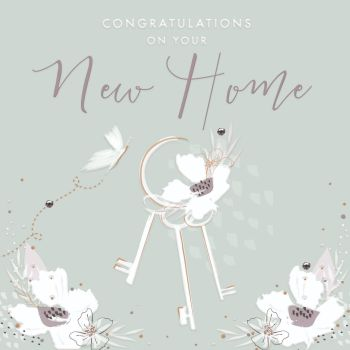 New Home Cards - CONGRATULATIONS On Your NEW Home - NEW Home CARD - CONGRATULATIONS Card New HOME - CONGRATS Card - MOVING House CARD