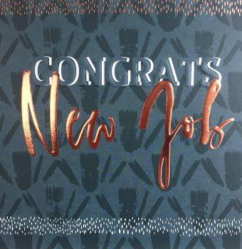 New Job Cards - CONGRATS - NEW JOB - Congratulations CARD - Job PROMOTION Card - New JOB Card - GREETING Cards