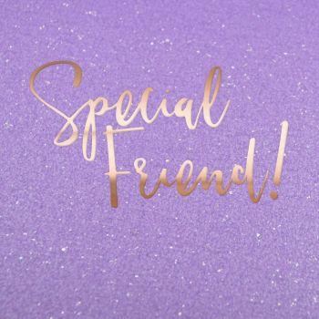 Friendship Cards - SPECIAL Friend - BEST Friend CARD - Friendship CARDS For FRIENDS - Birthday CARD For FRIEND - Best FRIEND Birthday CARDS