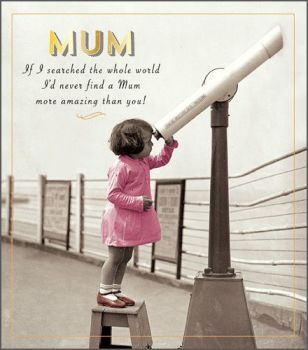 Mum Birthday Cards - IF I Searched The WHOLE World - AMAZING Mum BIRTHDAY Card - MUM Birthday CARD -  Birthday CARD Mum - MUM'S Birthday