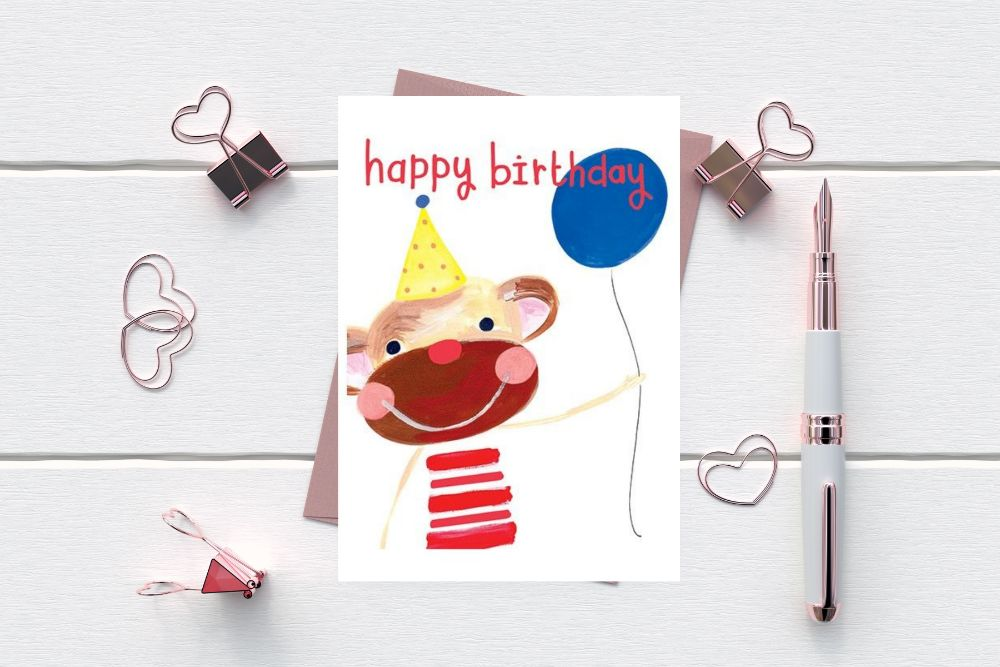 KIDS  BIRTHDAY CARDS - SALE