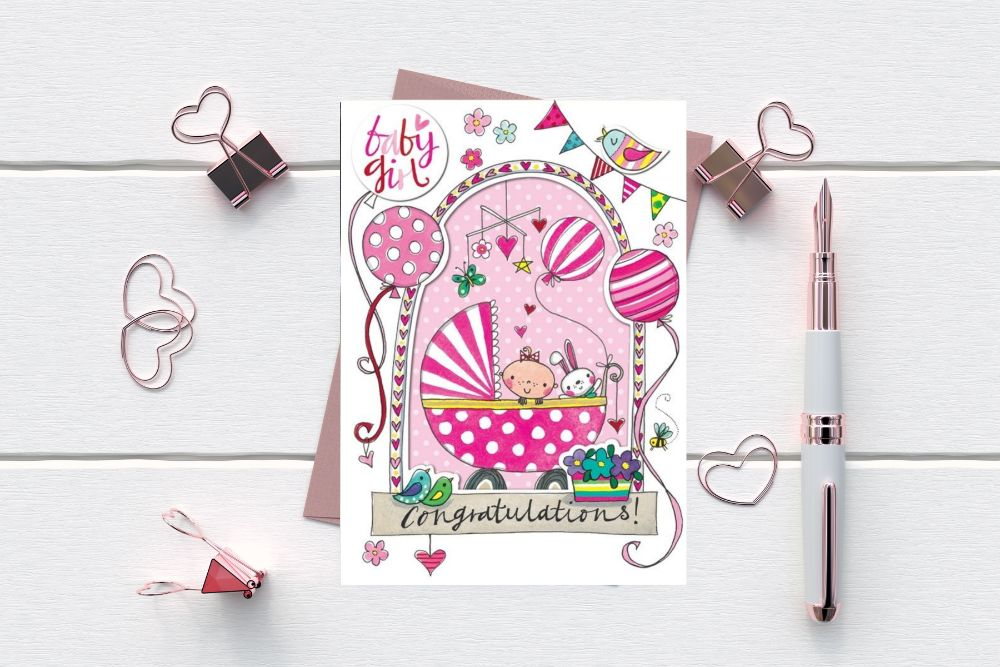 NEW BABY CARDS - SALE