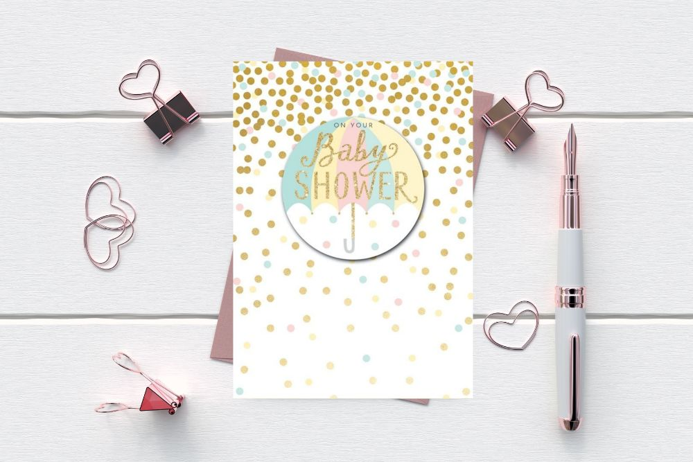 NEW MUM - BABY SHOWER CARDS - SALE