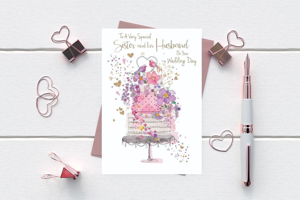 WEDDING DAY CARDS - SALE
