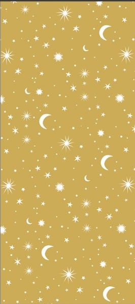 Constellations Stars Luxury Tissue Paper - Pack Of 4 - CONSTELLATION STARS