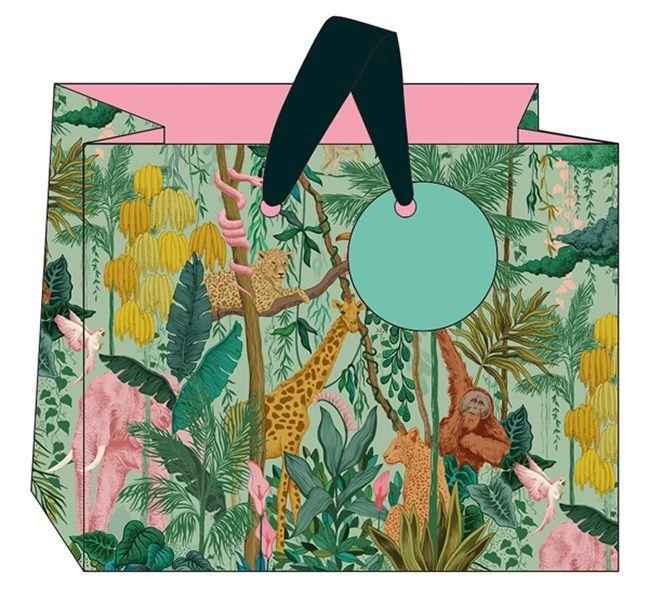 Safari Landscape Gift Bag - MEDIUM Gift BAGS - Gift BAGS - BIRTHDAY Gift BA