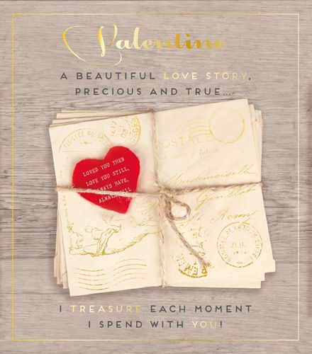 Romantic Valentine's Day Cards - A BEAUTIFUL Love Story - VALENTINE'S Love