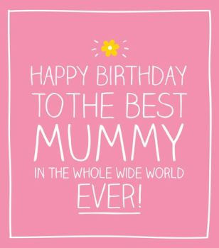 Best Mummy  Birthday Cards - MUM Birthday CARDS - MUMMY Birthday CARD - Happy BIRTHDAY Mummy CARDS - Pretty BIRTHDAY Card For MUMMY