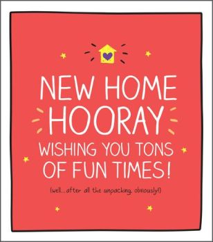 Funny New Home Cards - AFTER All The UNPACKING Obviously - NEW Home CARDS - Congratulations ON Your NEW Home CARD - Funny MOVING Home CARD
