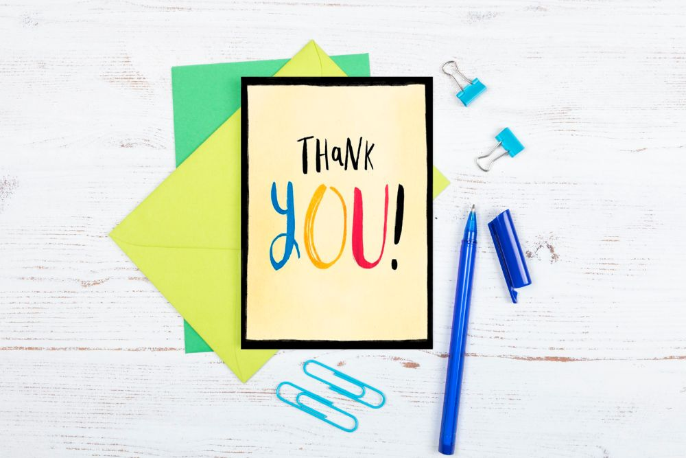 THANK YOU - THANK YOU TEACHER CARDS - SALE